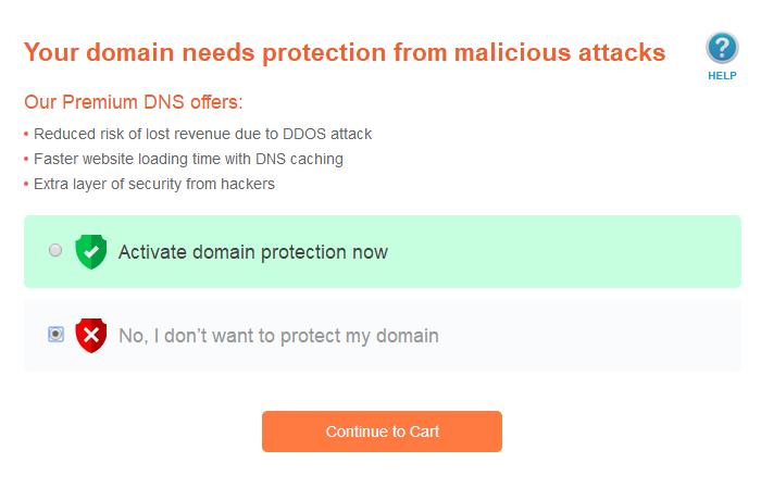 Namesilo Premium DNS