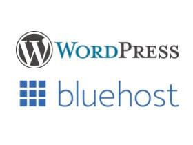 如何在bluehost上安装wordpress?