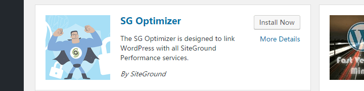 SG Optimizer