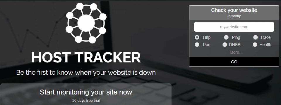 网站正常运行时间检查