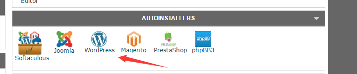 wordpress autoinstallers