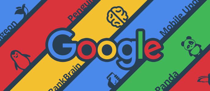 谷歌算法更新