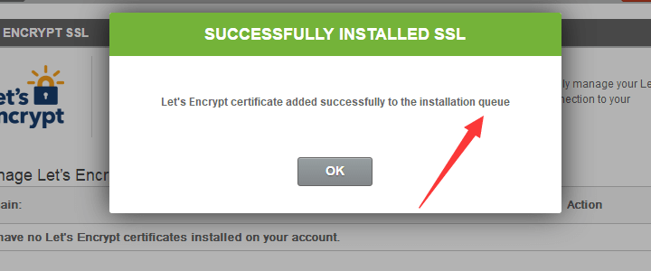 siteground ssl queue
