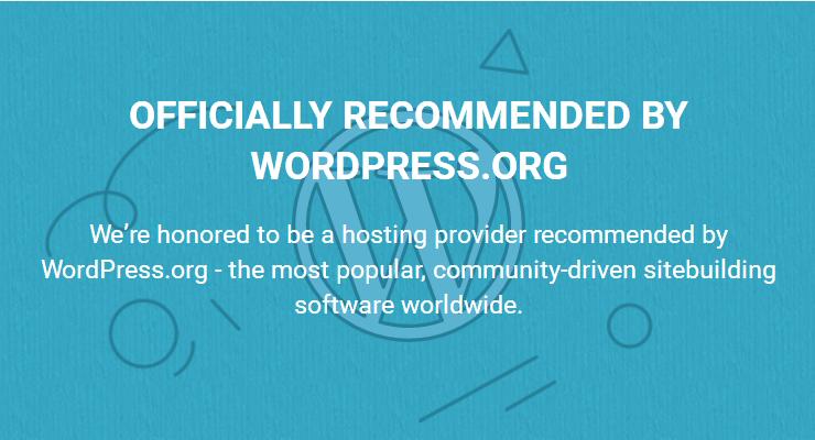 wordpress推荐siteground