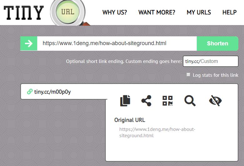 url短链使用