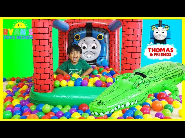 托马斯小火车ryan toyz