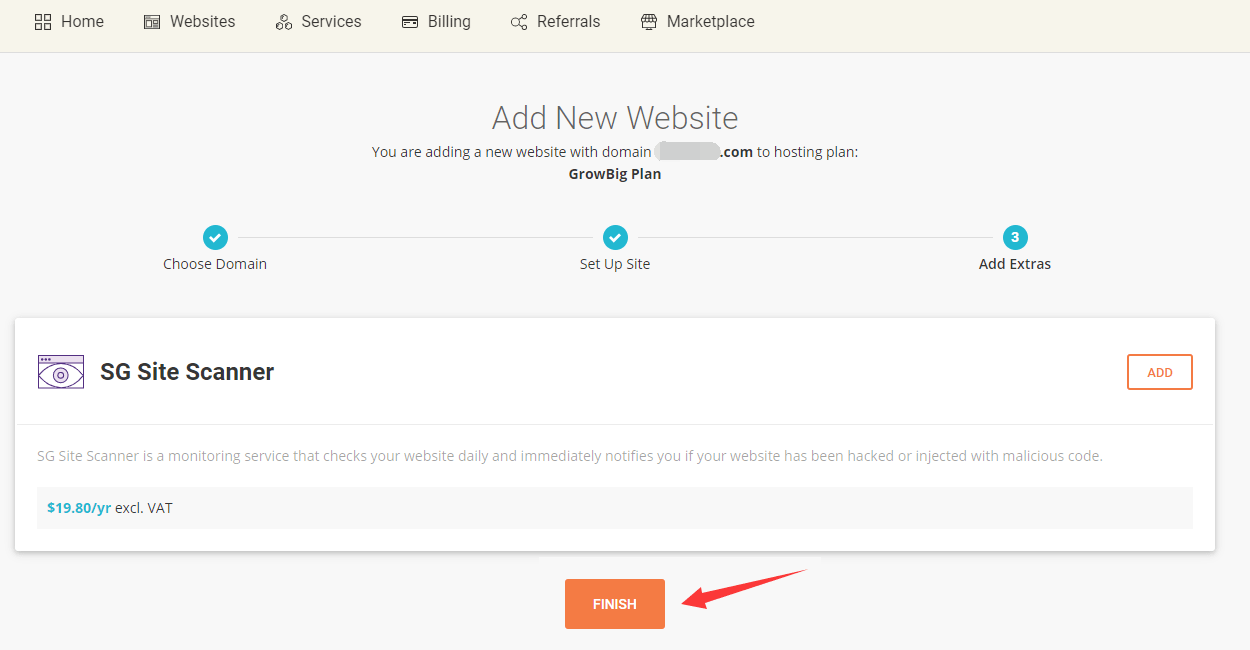 siteground自动创建Site Tools后台