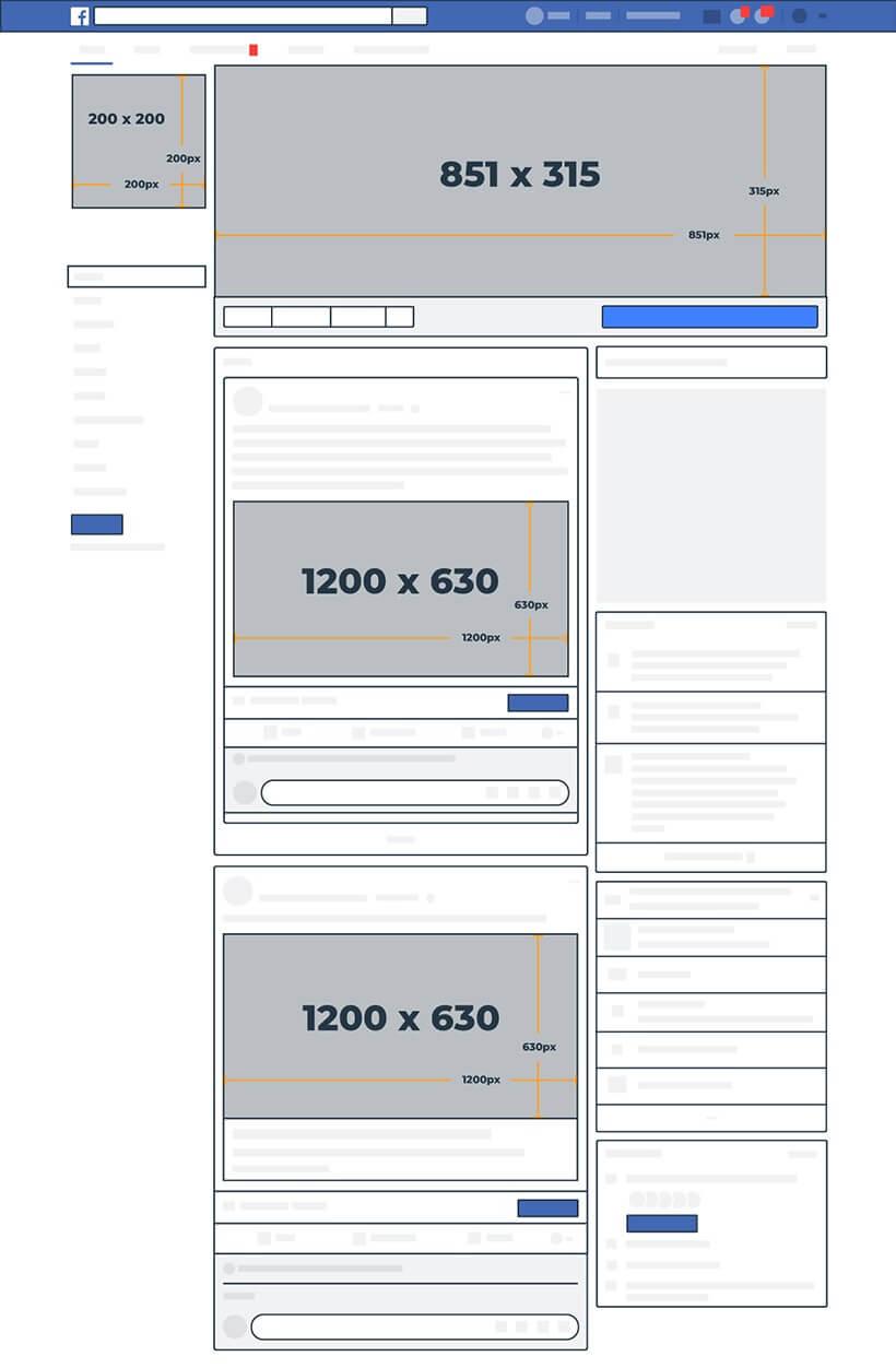 Facebook图片最佳尺寸