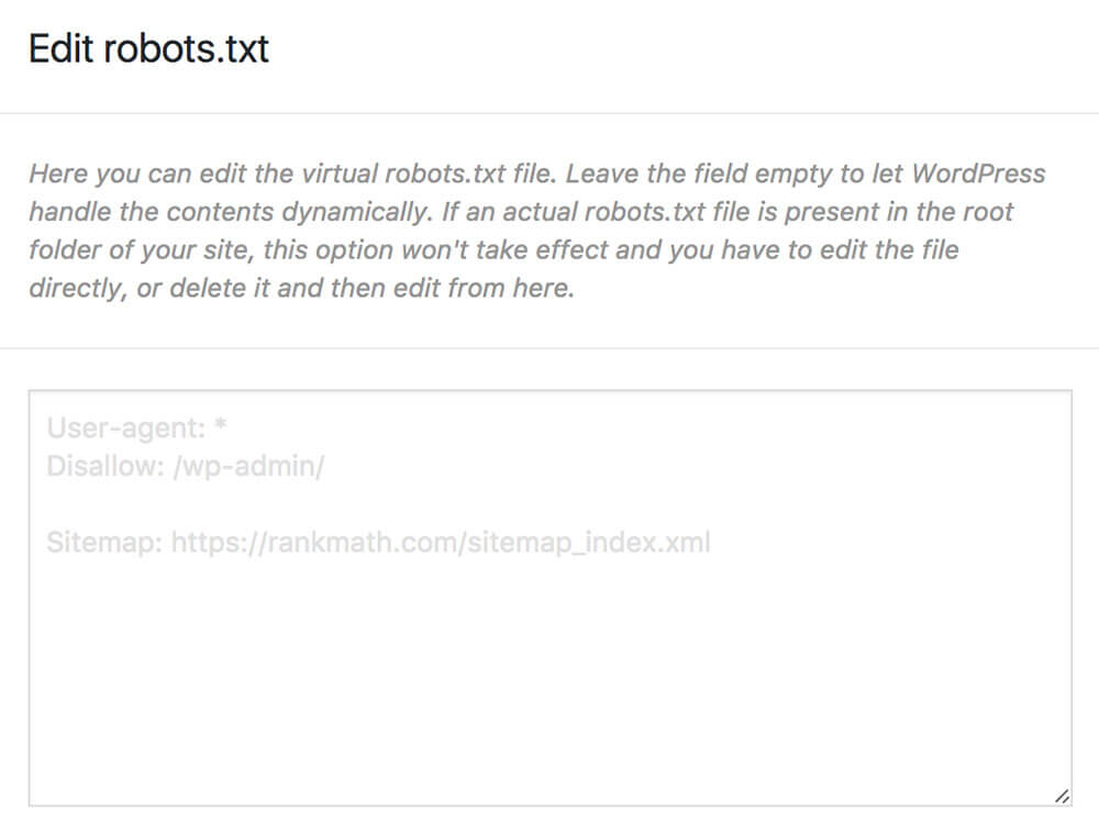 robots.txt工具