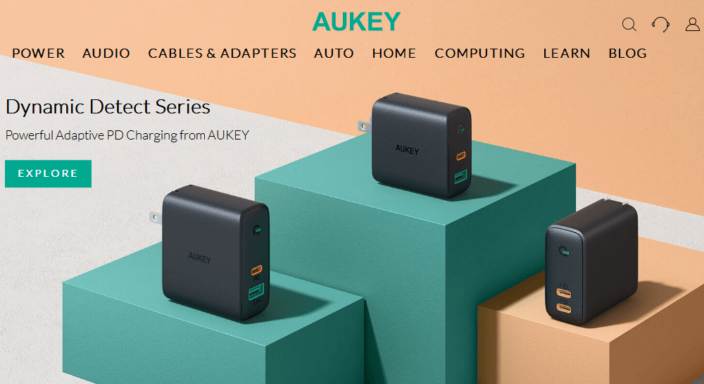 aukey.com