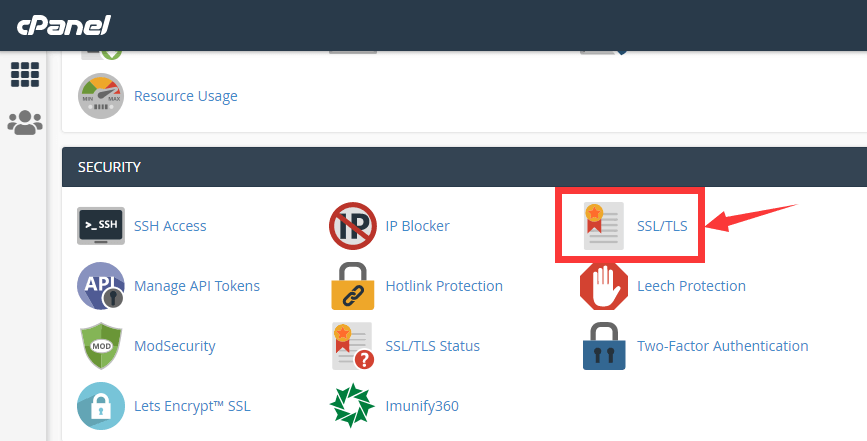 SSL/TSL