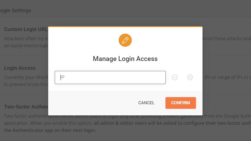 Login Access
